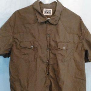 Converse One Star Light Military Green Shirt (XL)